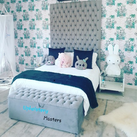 Upholstery Kids Bed