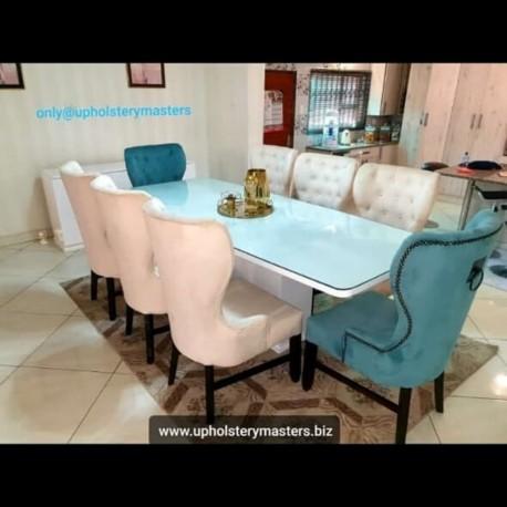Sandra Classic Dining Room Suite