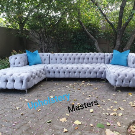 Lewis Chesterfield Couch