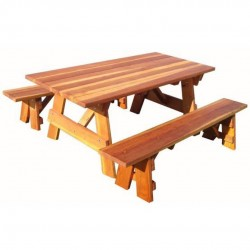 Family Picnic Table